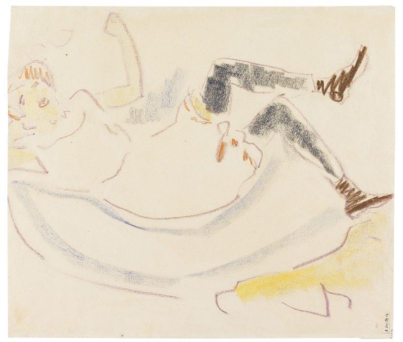 Ernst Ludwig Kirchner verkaufen