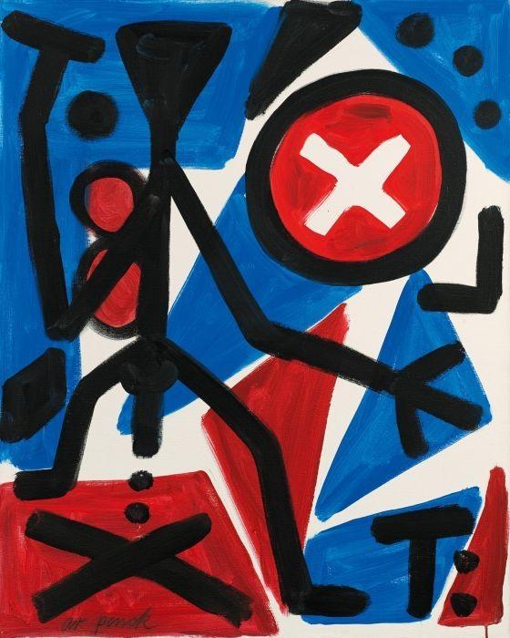 A.R. Penck verkaufen