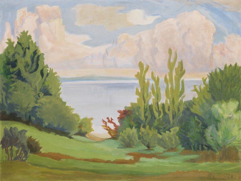 Erich Heckel Gemälde verkaufen