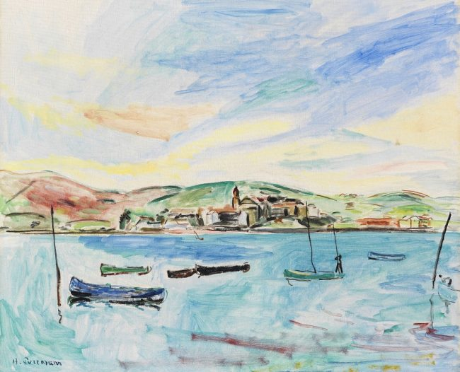 Hans Purrmann Gemälde verkaufen
