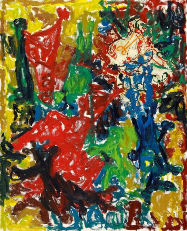 Lüpertz Gemälde verkaufen