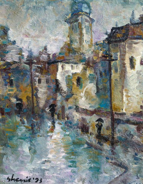 Gemälde von Ghenie verkaufen
