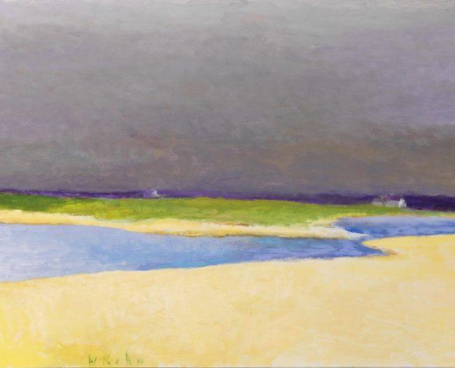 Gemälde Wolf Kahn verkaufen