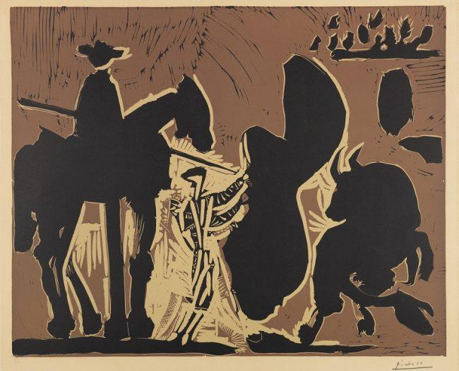 Graphik von Picasso verkaufen