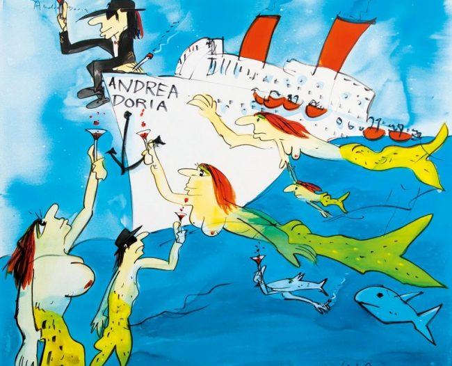 Gemälde Udo Lindenberg verkaufen
